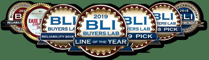 awards landing page 2019