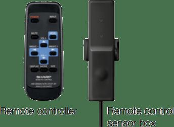 displays videowall PNZR01