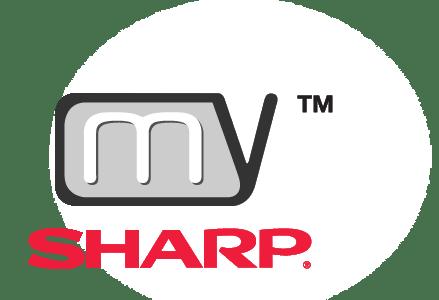 mfp my sharp logo